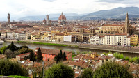 View over Florence, Italy